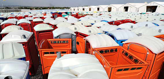 Champion Portable Toilets in Central Point,  OR